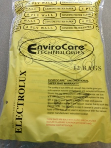 electrolux vacuum cleaner bags