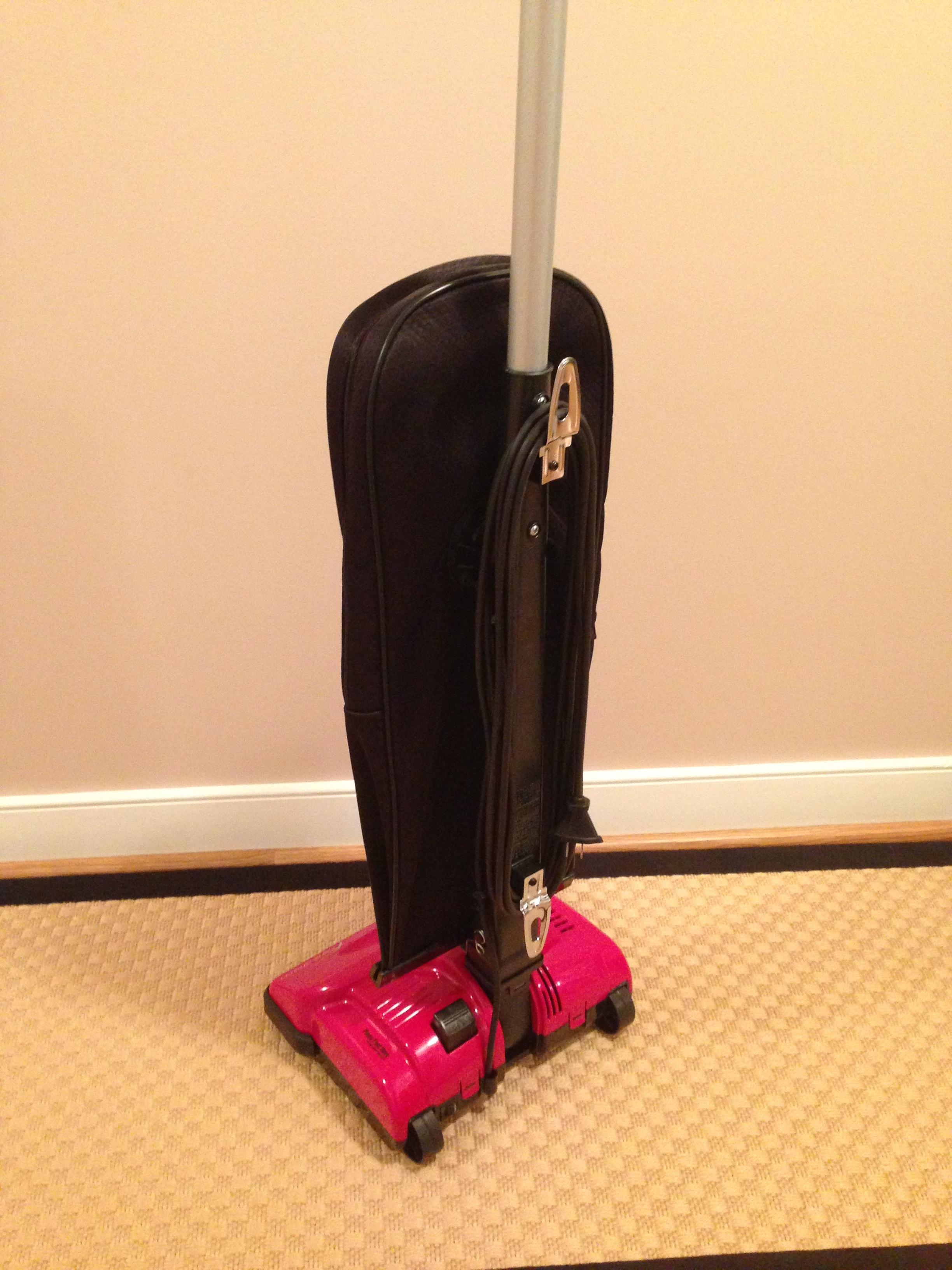 Meet The Simplicity S10E Vacuum Cleaner